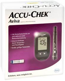 Roche Accu Chek Aviva III zestaw mg/dl Diabetes Care Deutschlan 06114986