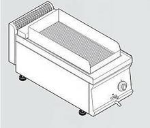 Soda Grill elektryczny wodny z osłonami nastawny moc: 4,05kW 460080060
