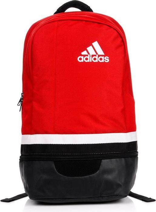 8bb20bc5a002d Adidas TIRO S13311 Plecak czerwono-czarny białe logo z odpinanym dnem 76994