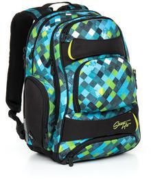 Topgal Plecak młodzieżowy HIT 869 E - Green