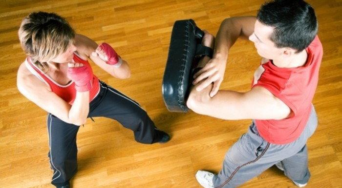 Trening kickboxingu z profesjonalistami - Warszawa