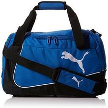 Puma evoPOWER torba sportowa, rozmiar S, niebieski 073879 02_Team Power Blue/Black/White_49 x 21 x 24