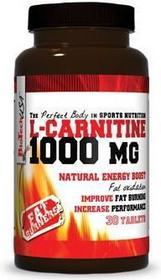 BioTech L-carnitine 30 tab./1000mg