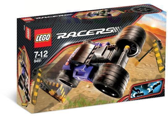 LEGO Ram Rod 8491