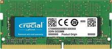 Crucial Pamięć do notebooków SODIMM DDR4, 16GB, 2400MHz, CL17 CT16G4SFD824A