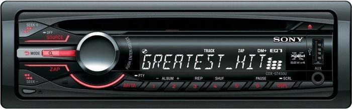 Sony CDX-GT450