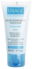 Uriage Hygiene Gentle Jelly Face Scrub delikatny peeling do twarzy 50ml