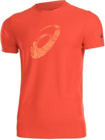 Asics Graphic Top Red