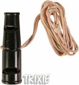 Trixie Gwizdek dwutonowy duży 9 cm