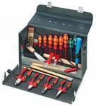 Opinie o Knipex walizka narzędziowa z wyposażeniem dla elektryka