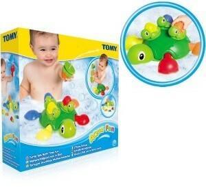 Tomy ółwie brzdące, zabawka do kąpieli 434349