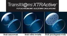 Izoplast 150 Transitions XTRActive z antyrefleksem
