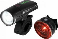 Sigma Zestaw lampek Sportster + Mono czarny 331272