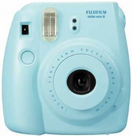 FujiInstax Big Box 2017 niebieski