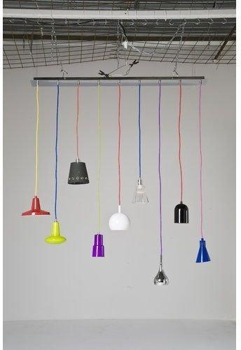 Kare Design Motley Dining Lampa Wisz Ca Kolorowe Klosze 31730 Znajd Podobny Produkt