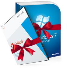 Microsoft Windows 7 Professional + Office 2013 Home and Business 32/64 bit