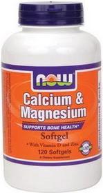 Now Foods Calcium & Magnesium 120 szt.