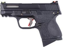 ASG Pistolet GBB 3.8 MP Compact Force - Czarny/Srebrny (WET-02-010364) G