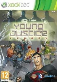 Young Justice Legacy Xbox 360