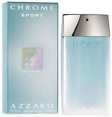 Azzaro Chrome Sport woda toaletowa    100ml