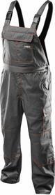 NEO-TOOLS spodnie robocze na szelkach 81-430-S