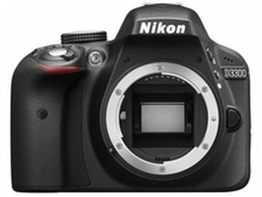 NikonD3300 body