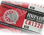 Maxell Bateria litowa CR1220 3V BAT-03346