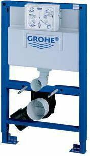 Grohe Rapid SL Do kompaktu WC ściennego ze spłuczką do WC 6 - 9 l 38526000