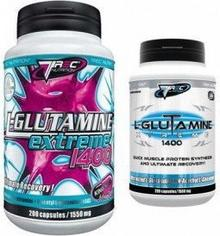 Trec Glutamine Extreme - 400 kaps
