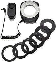 Neewer makroring oświetlenie LED do Canon/Nikon/Sigma/obiektyw 10000052@@11