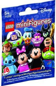 LEGO Minifigures Seria Disney 71012
