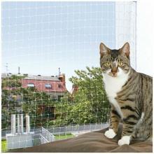 Trixie Siatka zabezpieczająca transparentna 4x3m