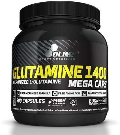 Olimp L-Glutamine Mega Caps 300 kaps./1400mg