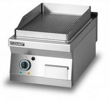 Lozamet Grill płytowy elektryczny - płyta ryflowana 450 mm L900.GPE450R