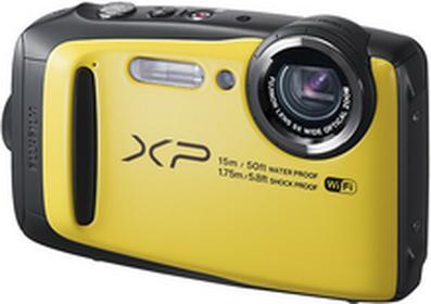 FujiFinePix XP90 żółty