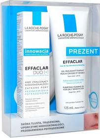 La Roche-Posay Zestaw Effaclar DUO+ 40 ml + żel Effaclar 50 ml