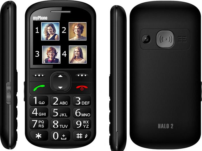 myPhone Halo 2 Czarny