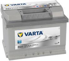 Varta Silver dynamic 12 V 61 Ah