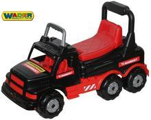 Wader Quality Toys QT MAMMOET Auto Ciężarówka Jeździk Odpychacz 69 cm 56764