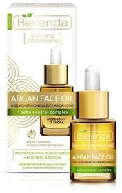 Bielenda Argan Face Oil Olejek z sebu control complex na noc 15ml