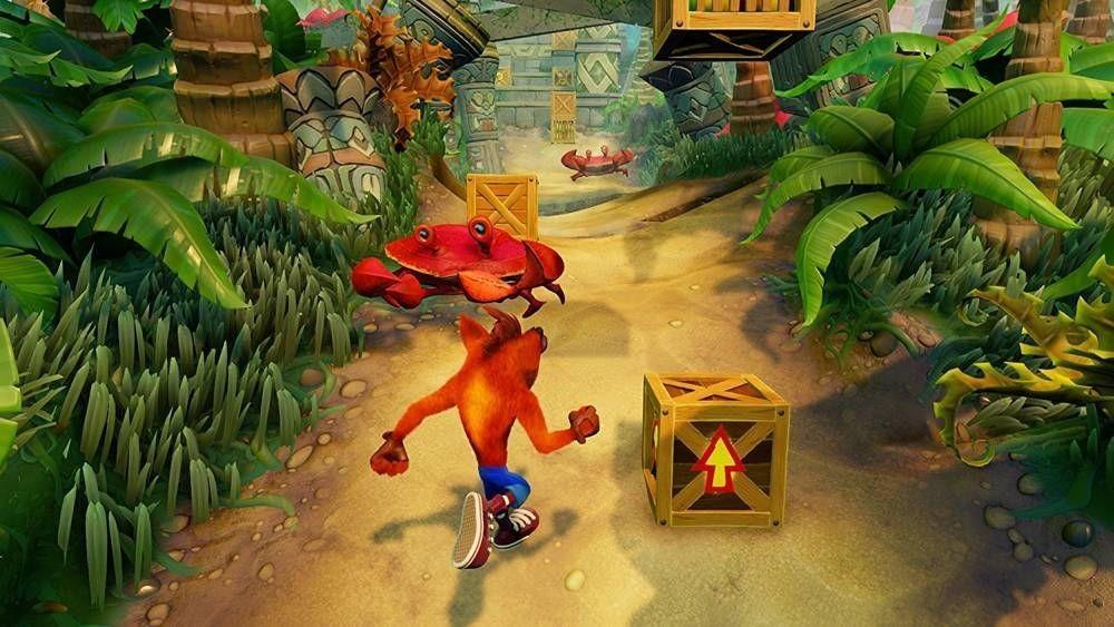 Crash Bandicoot N Sane Trilogy PS4