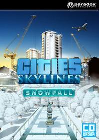 Cities Skylines Snowfall STEAM