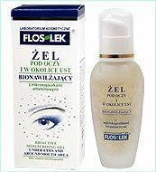 Flos-Lek Żel bionawilżający z mikrokapsułkami wygładzający zmarszczki 30ml
