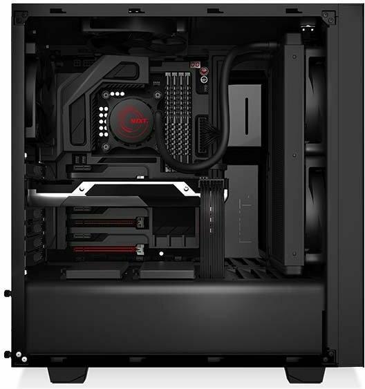 NZXT Source 340 czarna