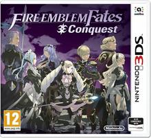 Fire Emblem Fates: Conquest 3DS