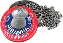 Crosman Śrut Piranha Hollow Point 5,5 mm 400 szt. (LPPH22)