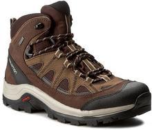 Salomon Trekkingi Authentic Ltr Gtx 394668 27 V0 Black Coffee/Chocolate Brown/Vintage Khaki