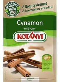 Kotanyi Polonia Sp Z O.O CYNAMON MIELONY POLONIA SP Z O.O 18 G zakupy dla domu i biura 63323398
