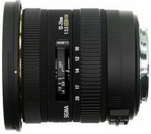 Sigma 10-20mm f/3.5 EX DC HSM Sigma