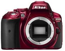 Nikon D5300 + 18-55 VR czerwony